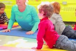 Childplay Yoga ou le Yoga des Enfants