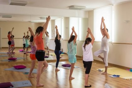 Childplay Yoga ou le Yoga des Enfants 1