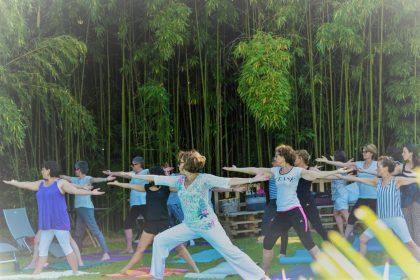 Véronique Costes, Professeur de Hatha Yoga, Yoga Nidra, Relaxation, formé a la Yoga Thérapie Centre Odelys gaillac tarn.