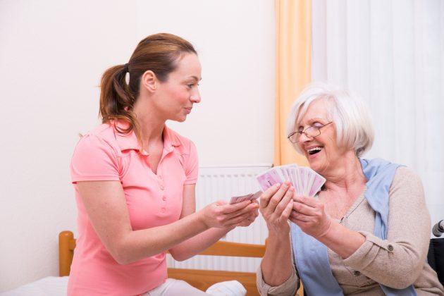 L'Equipe de service à la personne & coordination domicile santé 1